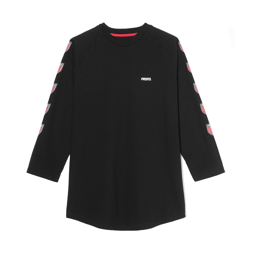 LONGSLEEVE ROSE BLACK