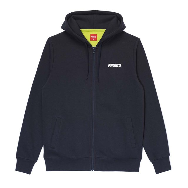 ZIP HOODIE RESTFUL NIGHT BLUE