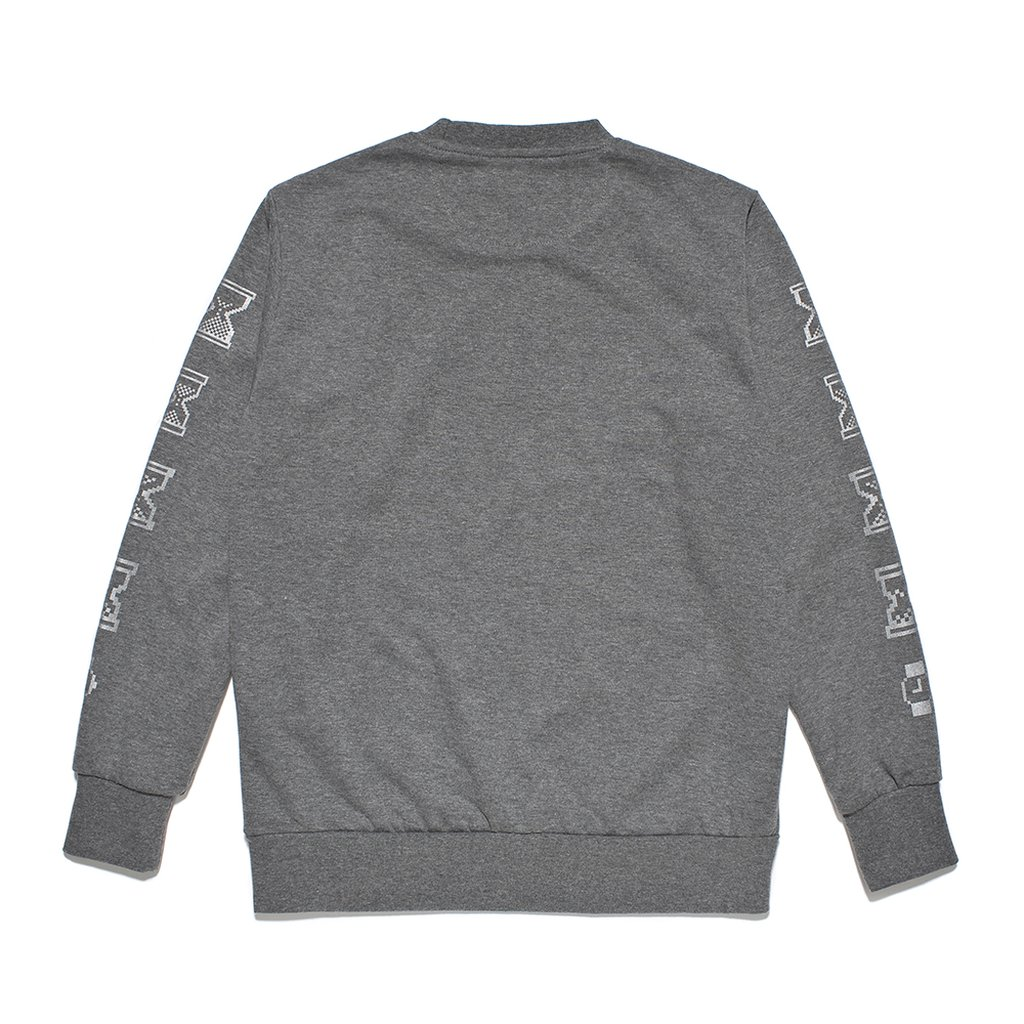 TIME RULES MEDIUM HEATHER GREY