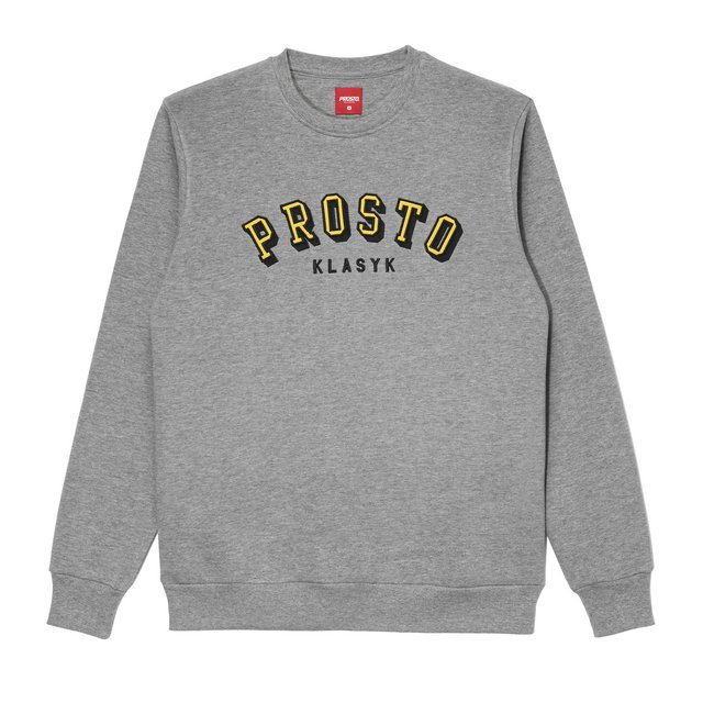CREWNECK VOLUM CONCRETE