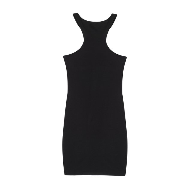 TANK SUMMER DRESS BLACK