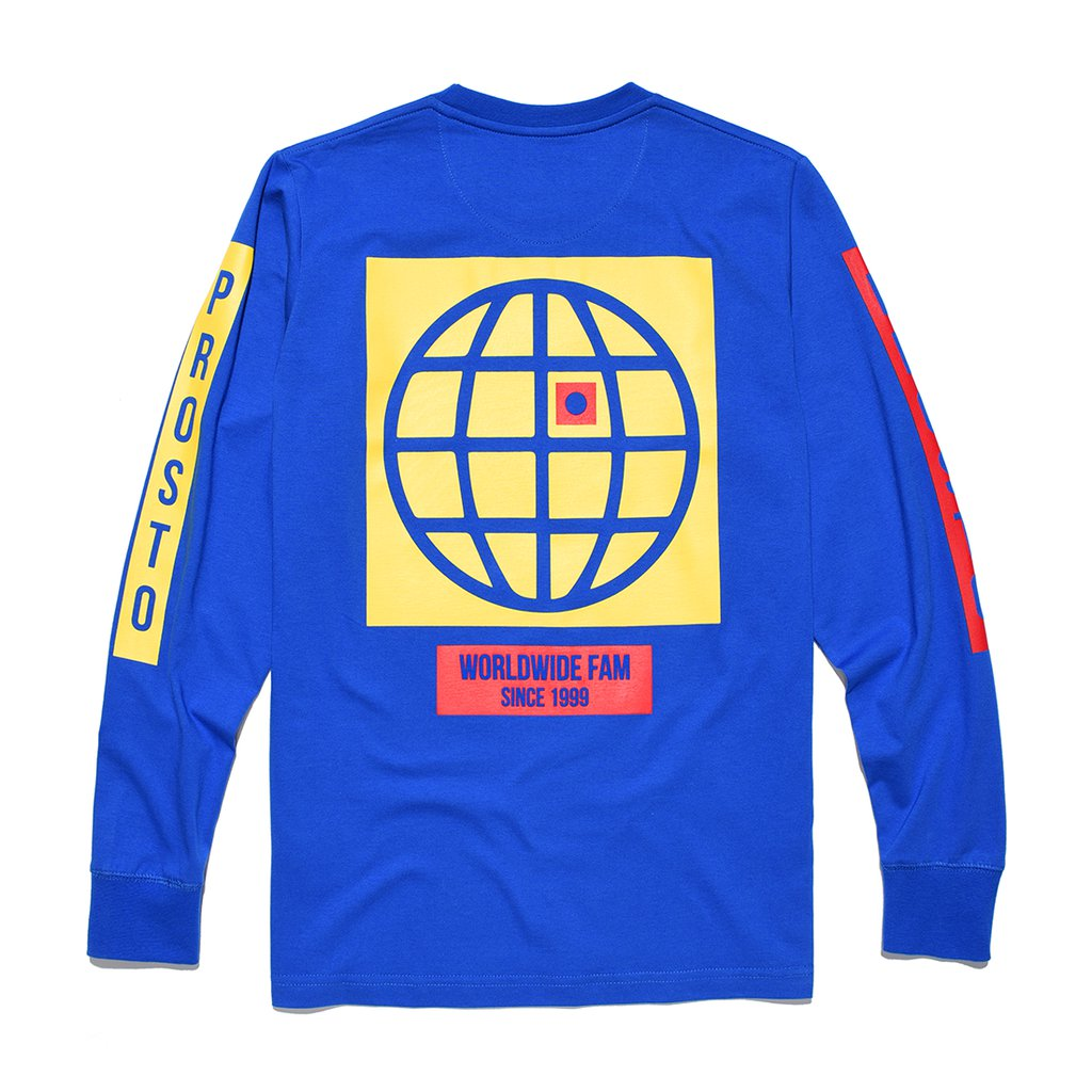 WORLDWIDE FAM BLUE