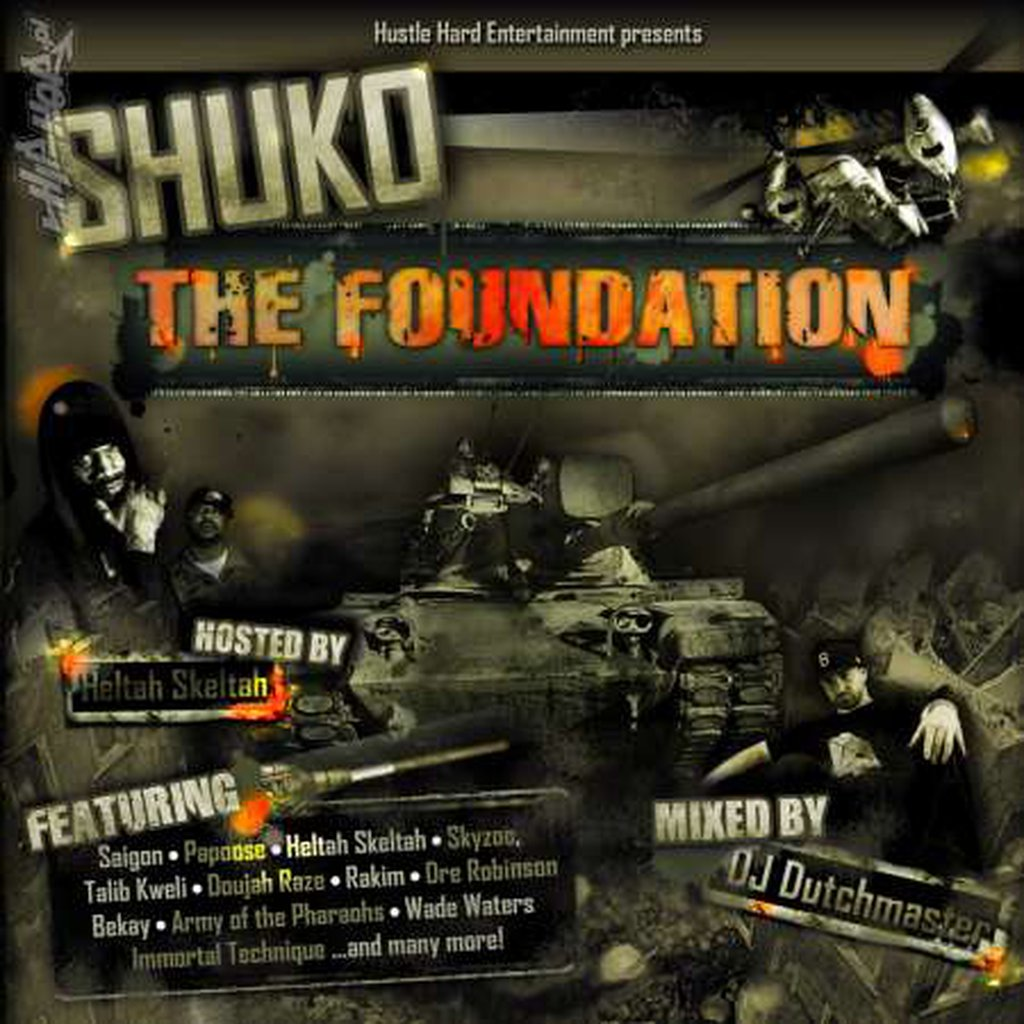 Shuko – The Foundation Mixtape