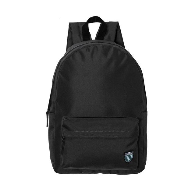 BACKPACK POUCH BLACK