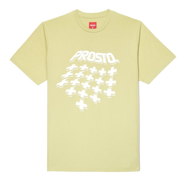 TSHIRT MIRAGE LIGHT GREEN