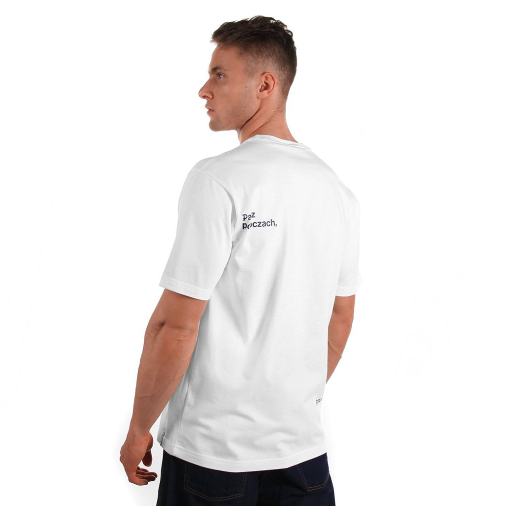 T-SHIRT PATRZ WHITE