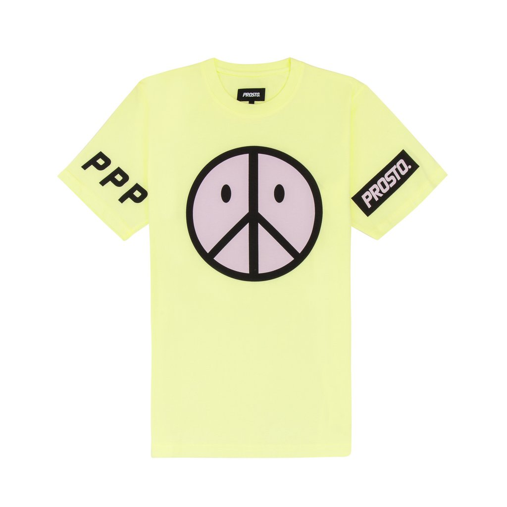 PEACE ACID YELLOW