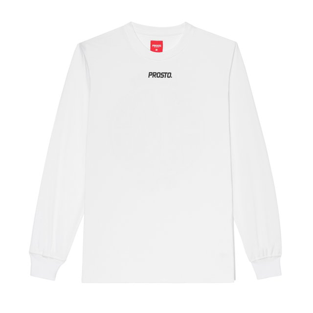 LONGSLEEVE SMALL WHITE