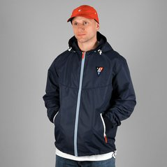 ST JACKET WINDRUNNER2 DARK BLUE