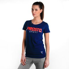 F.ST TEE BASIC NAVY