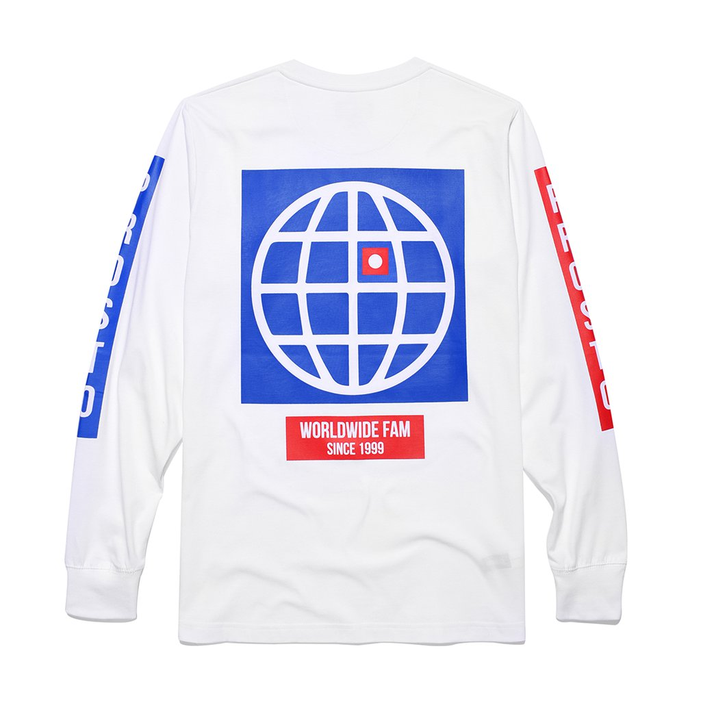 WORLDWIDE FAM WHITE