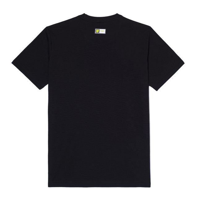 TSHIRT TAPER BLACK