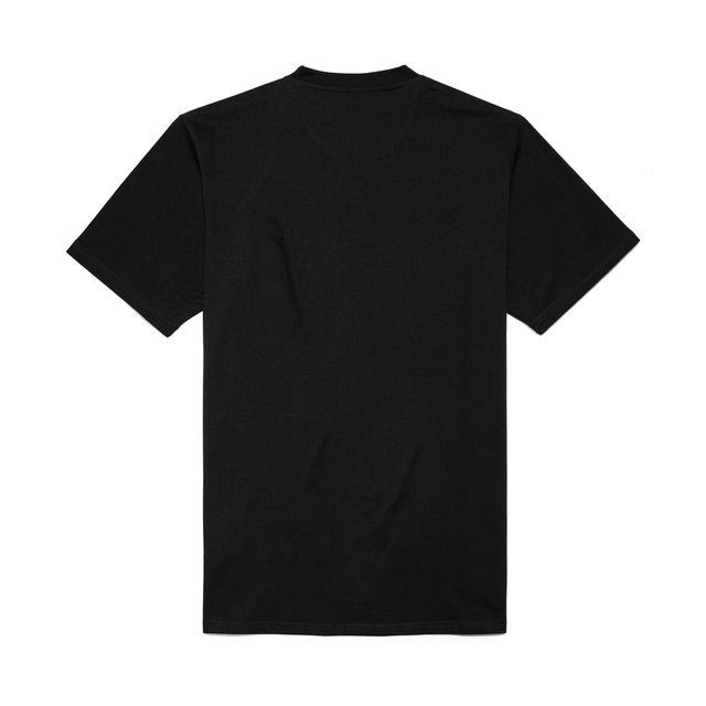 TSHIRT ESSENTIAL 3D BLACK