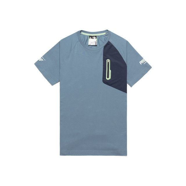 4F X PROSTO T-SHIRT COTTON BLUE