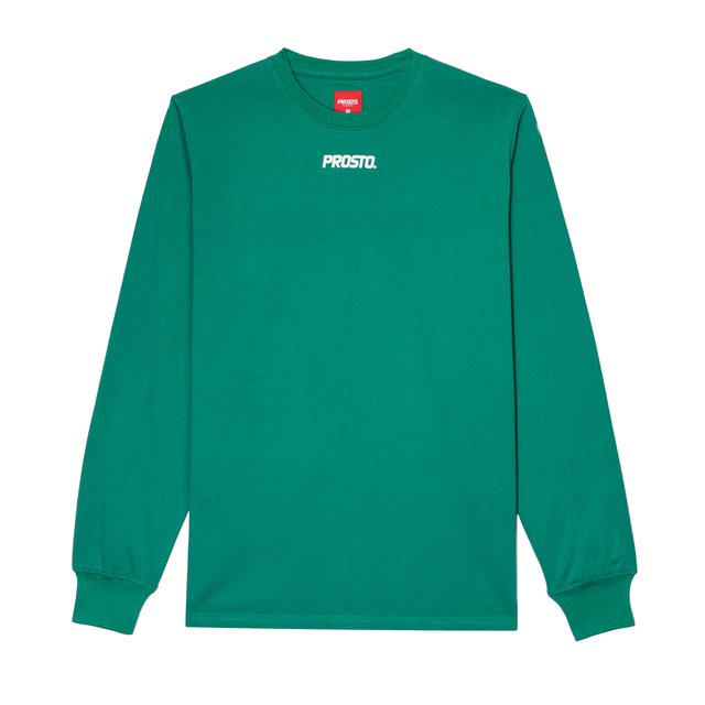 LONGSLEEVE SMALL DARK GREEN