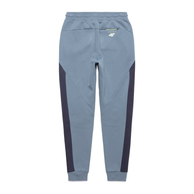 4F X PROSTO PANTS COTTON BLUE