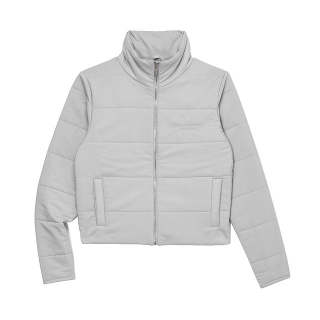 CITY JACKET SHINE GREY