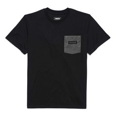 T-SHIRT DETROIT BLACK