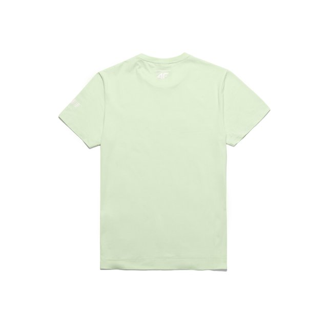 4F X PROSTO T-SHIRT COTTON MINT