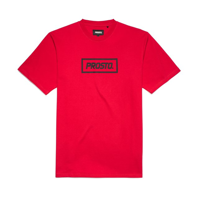 TSHIRT ESSENTIAL 3D RED