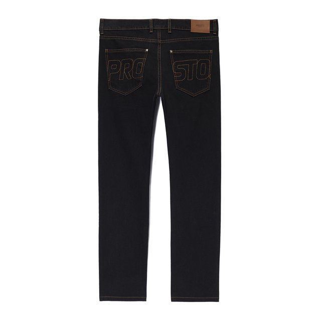 JEANS REGULAR BLACK