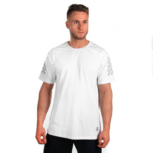 ST T-SHIRT SAFETY WHITE