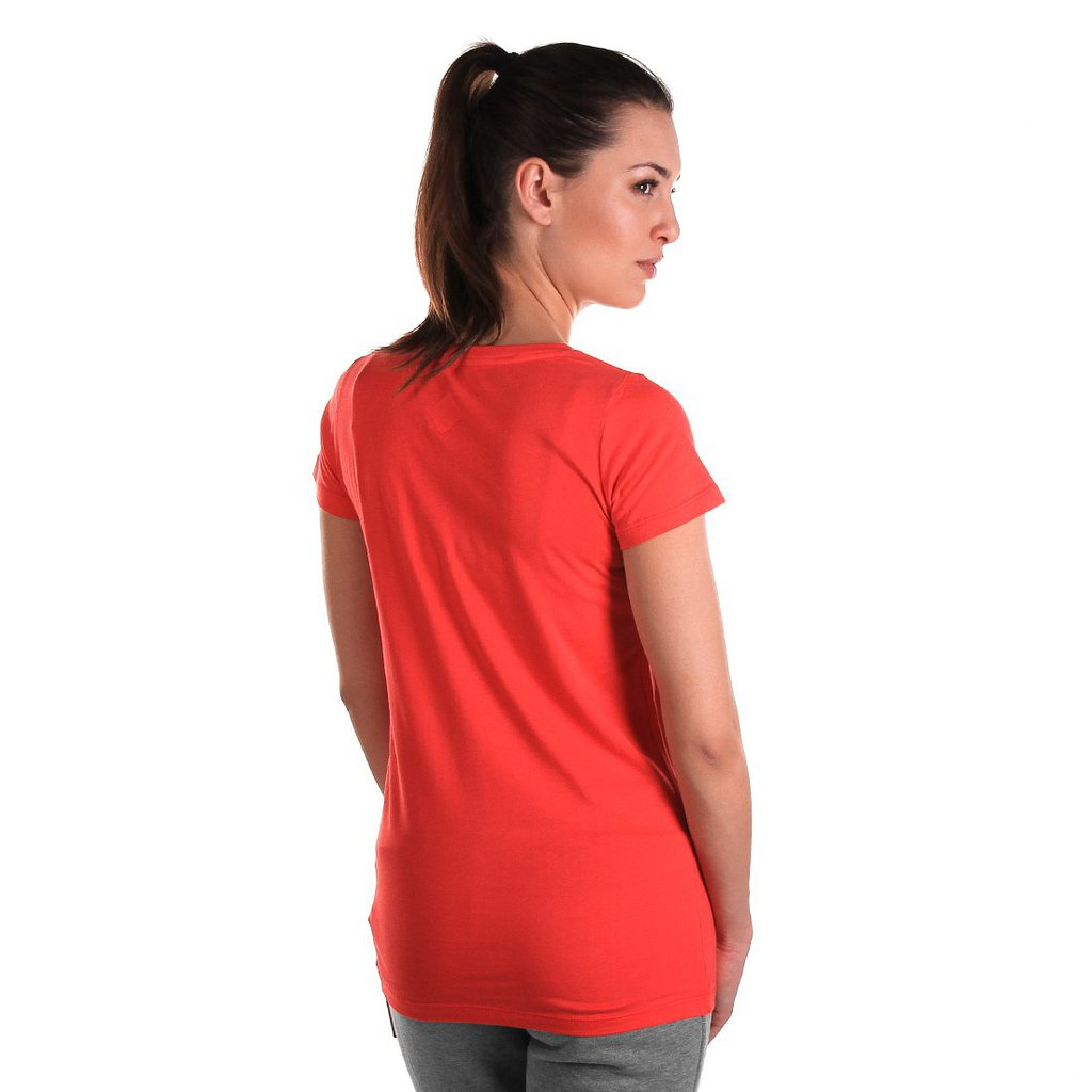 TEE HOMERUN RUBI RED