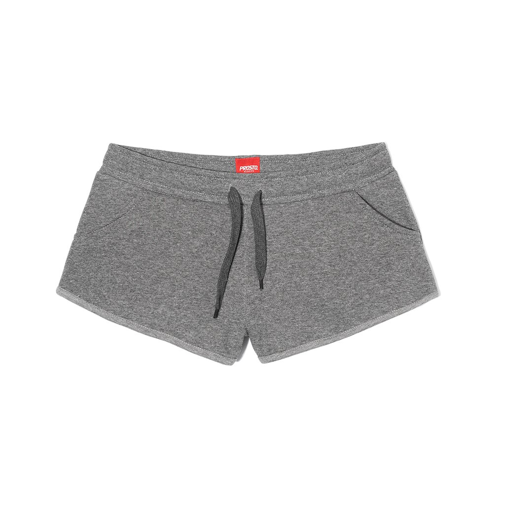 SHORT FLY GREY