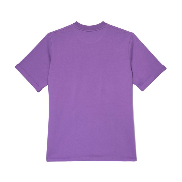 T-SHIRT ROYAL VIOLET