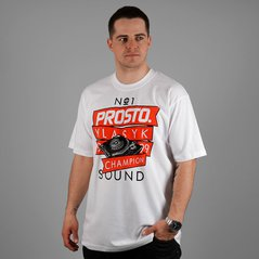 KL T-SHIRT SURROUND WHITE