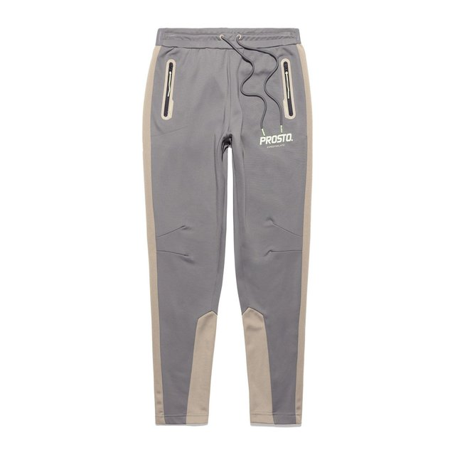 4F X PROSTO TRACKSUIT BOTTOM GREY