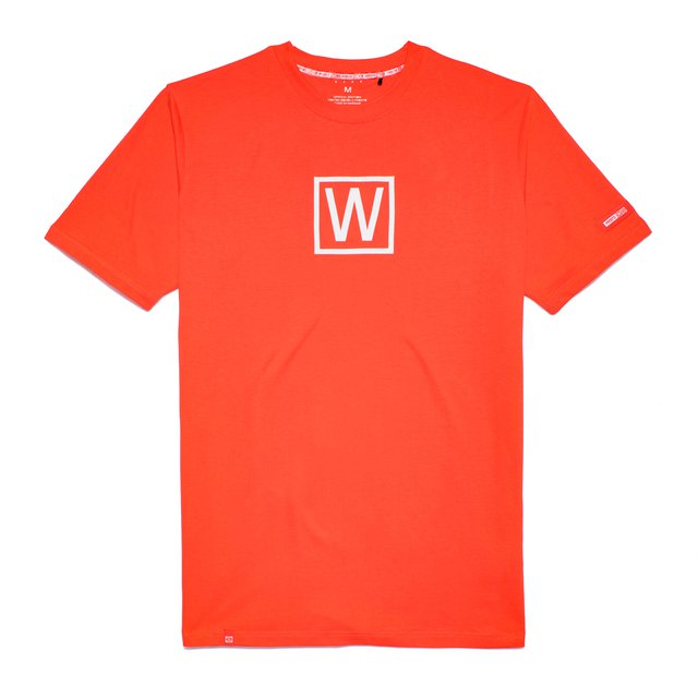 TSHIRT WS001 RED
