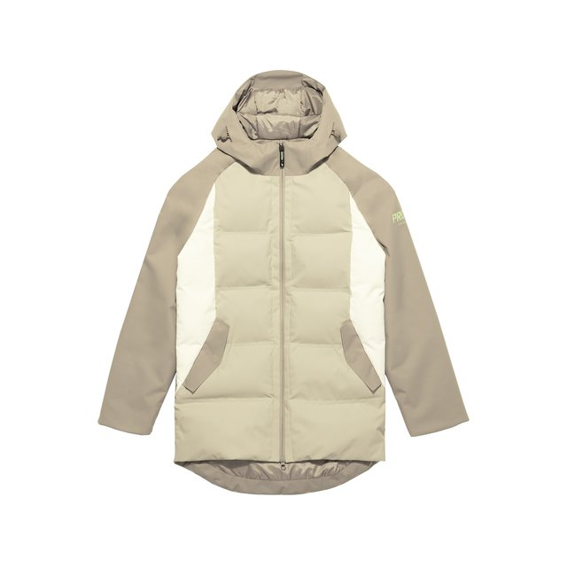 4F X PROSTO WELDED JACKET BEIGE