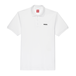 T-SHIRT POLO BAZIC WHITE
