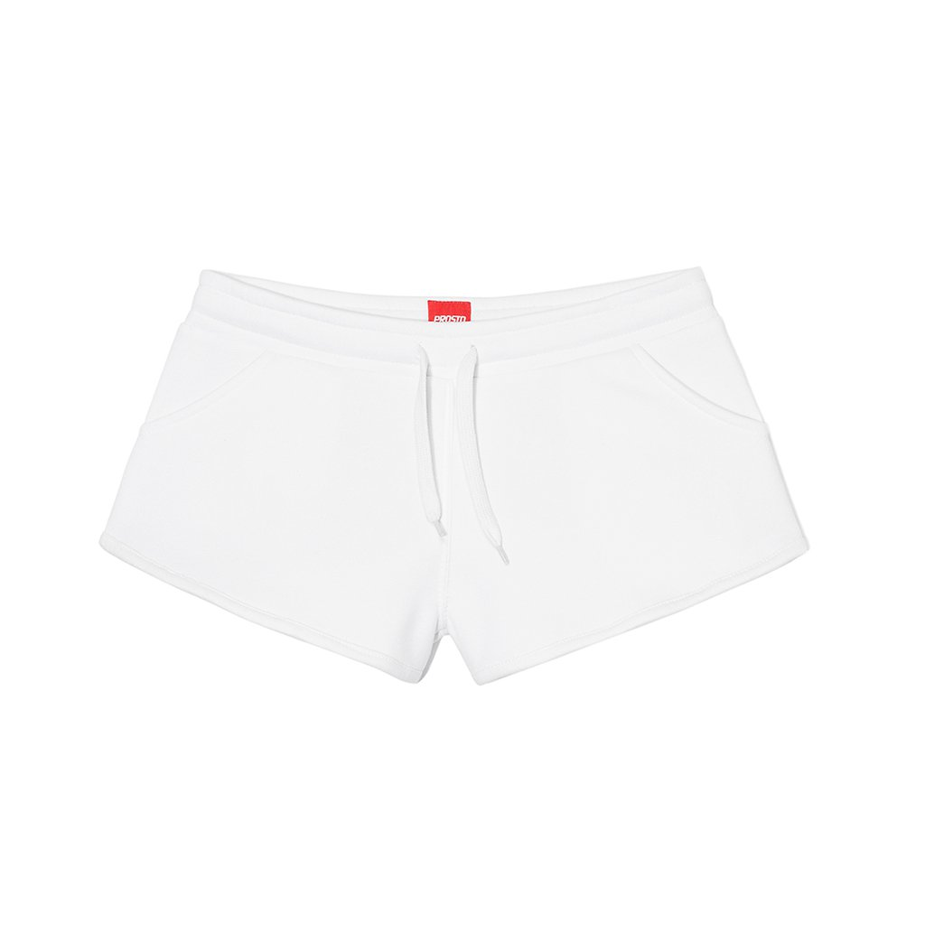 SHORT FLY WHITE