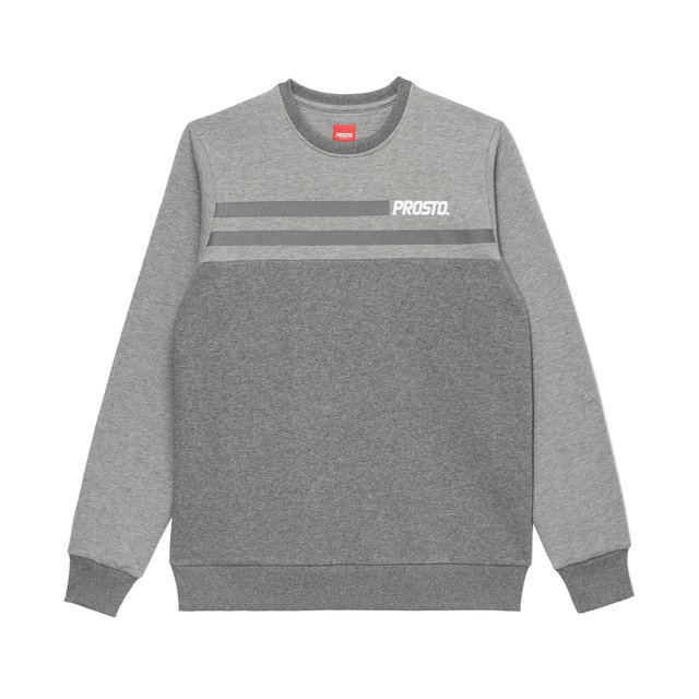CREWNECK LAYAZ GREY