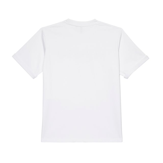 T-SHIRT ROYAL WHITE