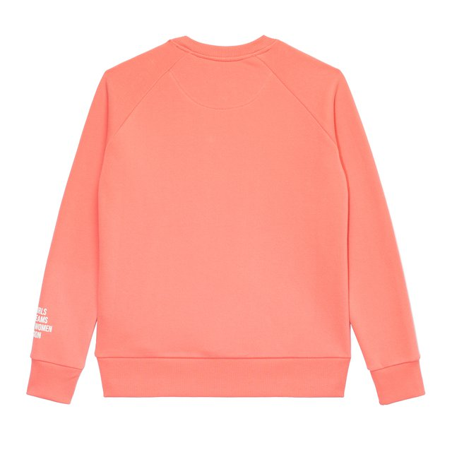 CREWNECK DANCE LIGHT PINK