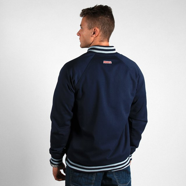 BASEBALL JACKET STATE NAVY