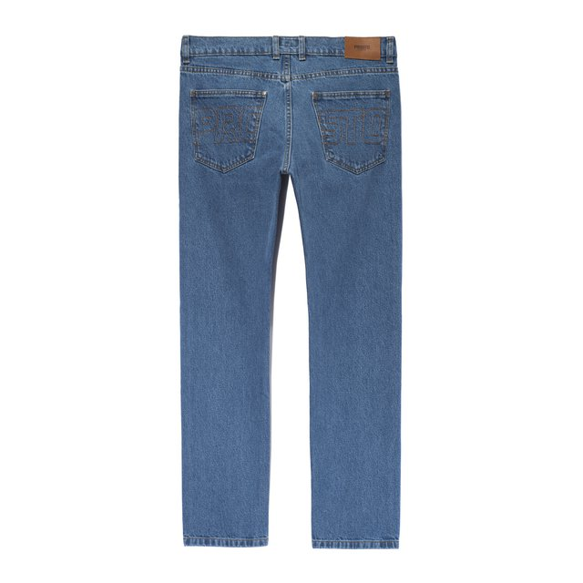 JEANS REGULAR LIGHT BLUE