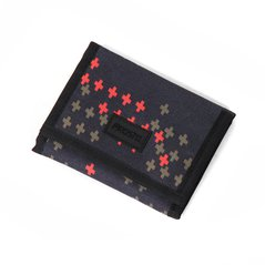 KL WALLET CORDURA BASIC CAMO CROSS