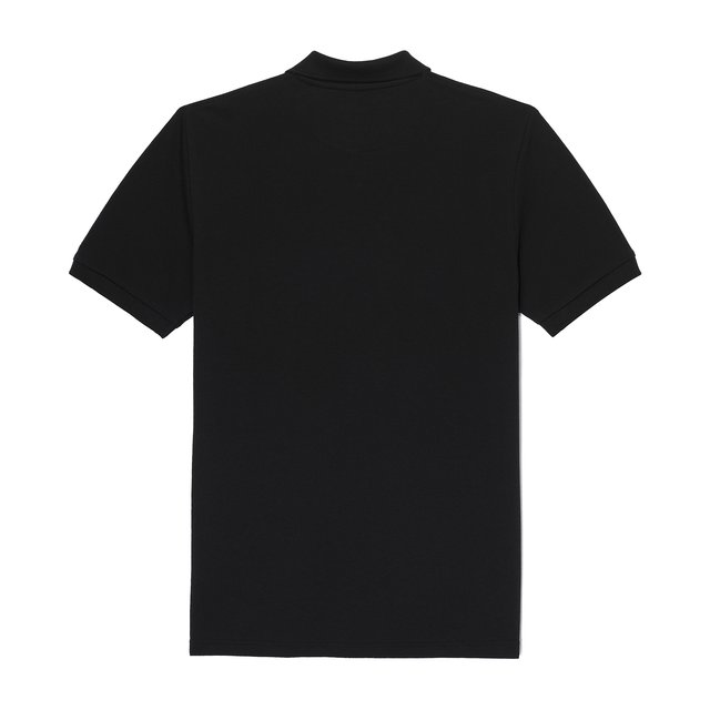 T-SHIRT POLO BAZIC BLACK