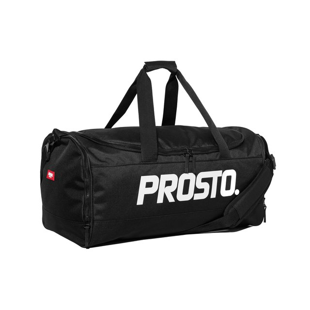 GYMBAG MUSCLE BLACK