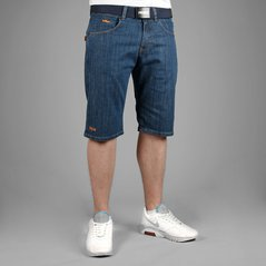 KL JEANS SHORT SLAVIC BLUE
