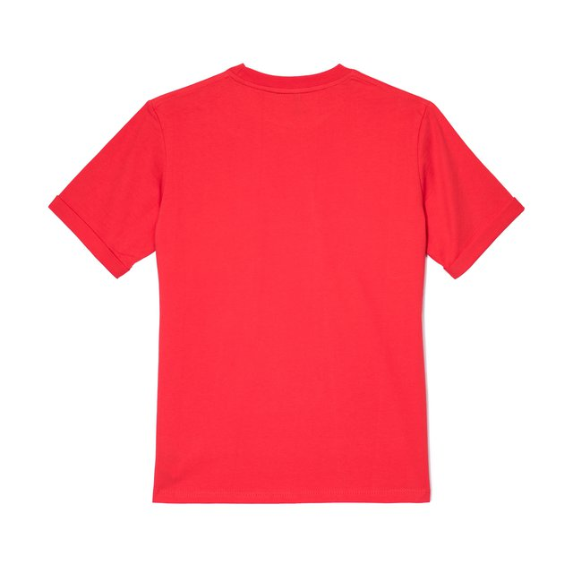 T-SHIRT ROYAL RED