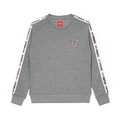 CREWNECK LOVE GREY