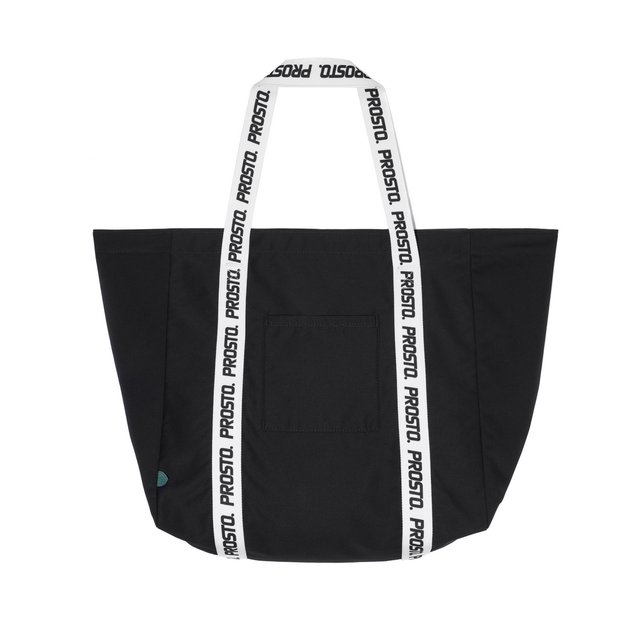 TOTE BAG HOLLOW BLACK