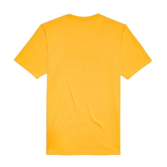 TSHIRT TALLIN 3D YELLOW