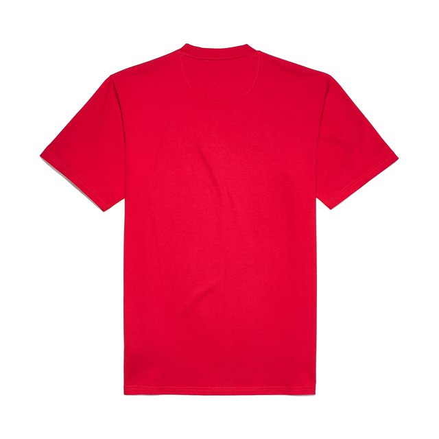 TSHIRT ESSENTIAL RED