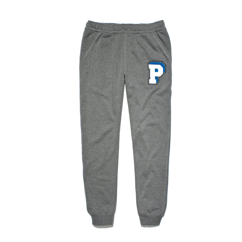BIG P MEDIUM HEATHER GREY